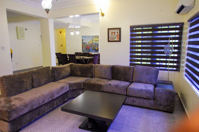 Luxury Fully furnished 3 Bedroom Flat For Sale